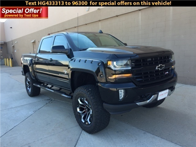2017 Silverado 1500 Crew Cab 4x4 Pickup #72306 - photo 53