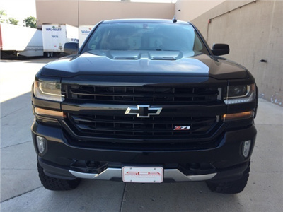 2017 Silverado 1500 Crew Cab 4x4 Pickup #72306 - photo 12