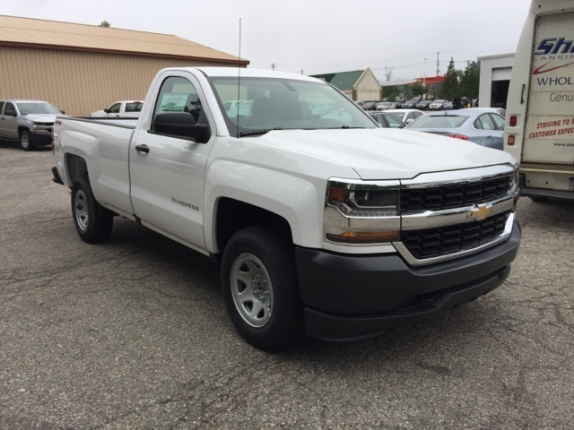 2018 Silverado 1500 Regular Cab 4x4, Pickup #72602 - photo 6