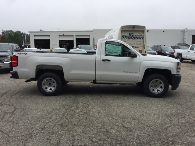 2018 Silverado 1500 Regular Cab 4x4, Pickup #72602 - photo 7