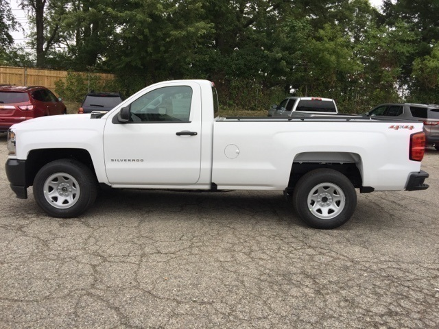 2018 Silverado 1500 Regular Cab 4x4,  Pickup #72602 - photo 5