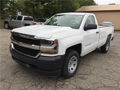 2018 Silverado 1500 Regular Cab 4x4, Pickup #72602 - photo 1