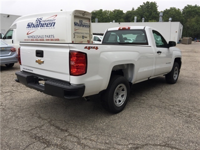 2018 Silverado 1500 Regular Cab 4x4, Pickup #72602 - photo 8