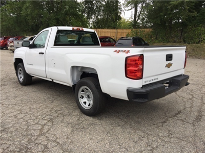2018 Silverado 1500 Regular Cab 4x4,  Pickup #72602 - photo 2