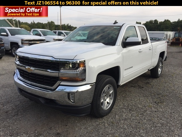 2018 Silverado 1500 Extended Cab 4x4 Pickup #72616 - photo 1