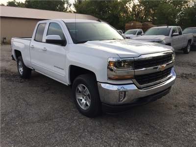 2018 Silverado 1500 Extended Cab 4x4 Pickup #72616 - photo 8