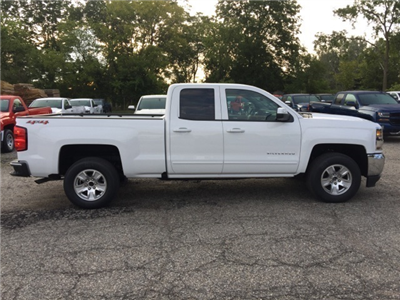 2018 Silverado 1500 Extended Cab 4x4 Pickup #72616 - photo 9