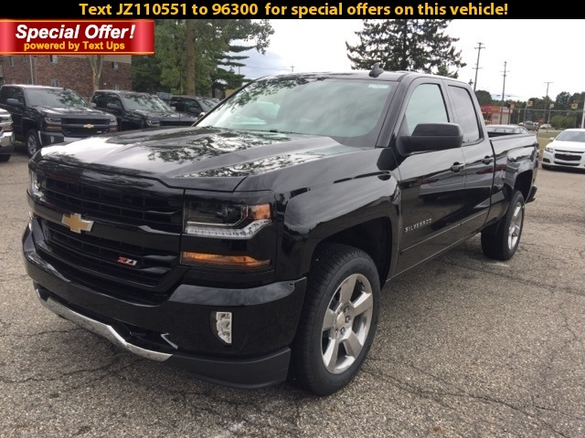 2018 Silverado 1500 Extended Cab 4x4 Pickup #72637 - photo 1