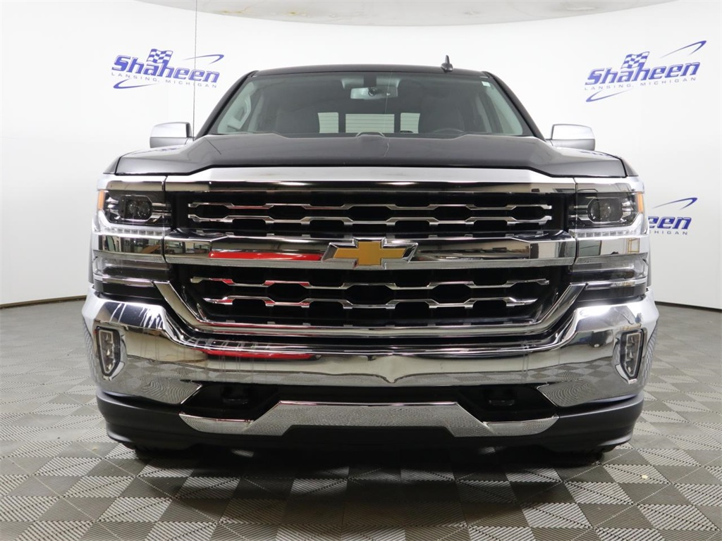 2018 Silverado 1500 Extended Cab 4x4 Pickup #72669 - photo 4
