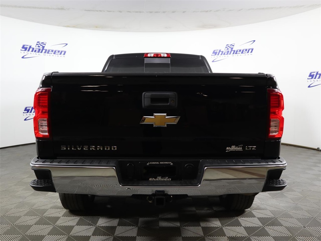 2018 Silverado 1500 Extended Cab 4x4 Pickup #72669 - photo 7