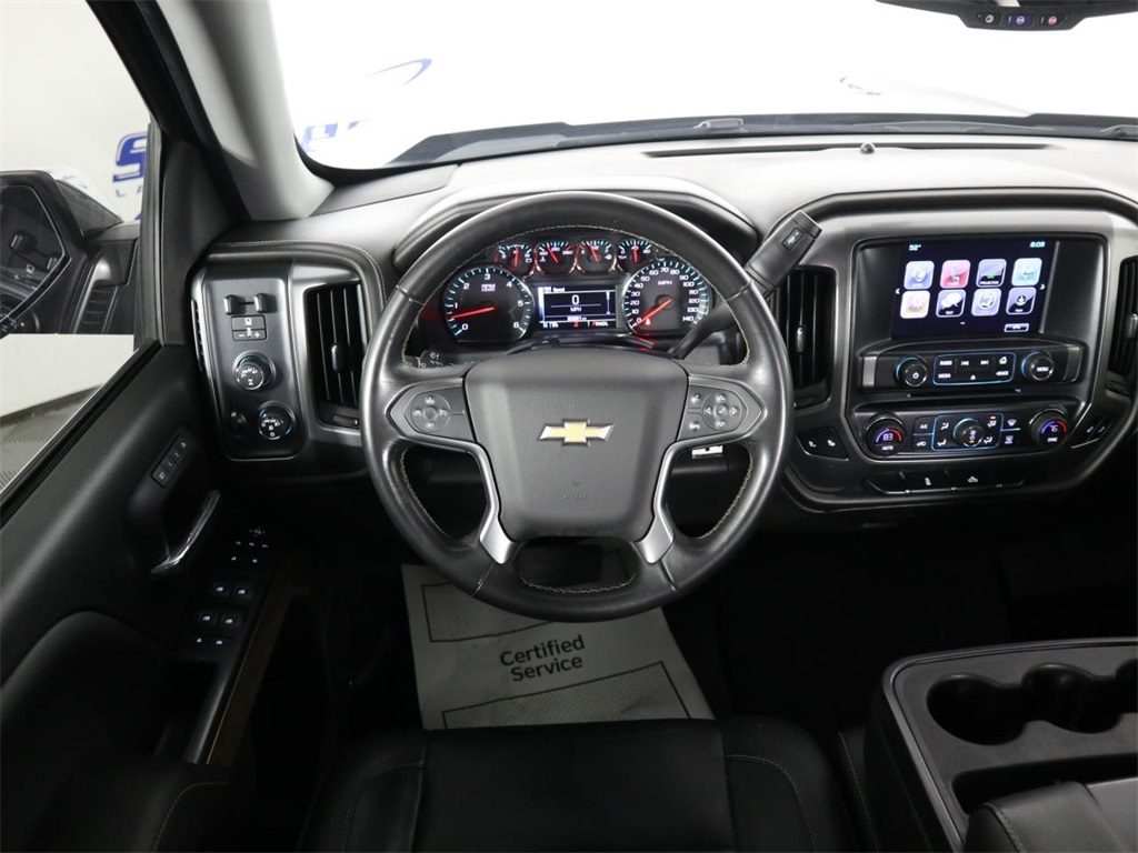 2018 Silverado 1500 Extended Cab 4x4 Pickup #72669 - photo 25