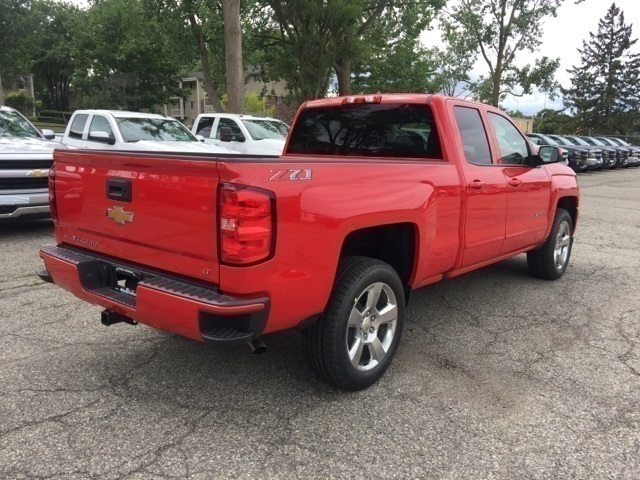 2018 Silverado 1500 Extended Cab 4x4 Pickup #72720 - photo 9