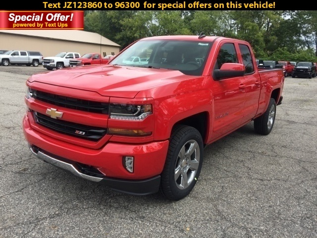 2018 Silverado 1500 Extended Cab 4x4 Pickup #72720 - photo 1