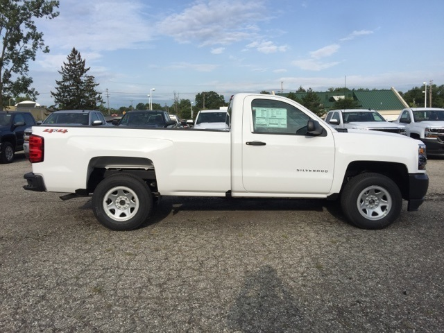 2018 Silverado 1500 Regular Cab 4x4, Pickup #72736 - photo 7