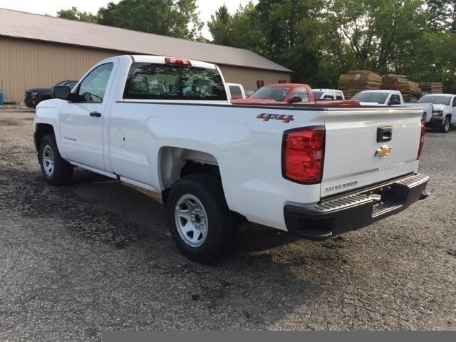 2018 Silverado 1500 Regular Cab 4x4, Pickup #72736 - photo 2