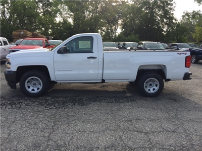 2018 Silverado 1500 Regular Cab 4x4, Pickup #72736 - photo 13