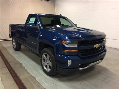 2018 Silverado 1500 Regular Cab 4x4 Pickup #72760 - photo 1