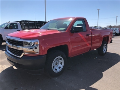 2018 Silverado 1500 Regular Cab 4x4, Pickup #72771 - photo 1
