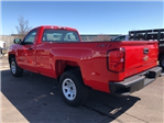 2018 Silverado 1500 Regular Cab 4x4, Pickup #72771 - photo 2