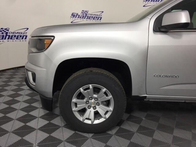 2018 Colorado Extended Cab 4x4, Pickup #72935 - photo 9
