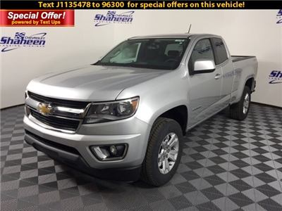 2018 Colorado Extended Cab 4x4, Pickup #72935 - photo 1