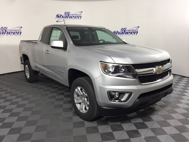 2018 Colorado Extended Cab 4x4 Pickup #72939 - photo 4