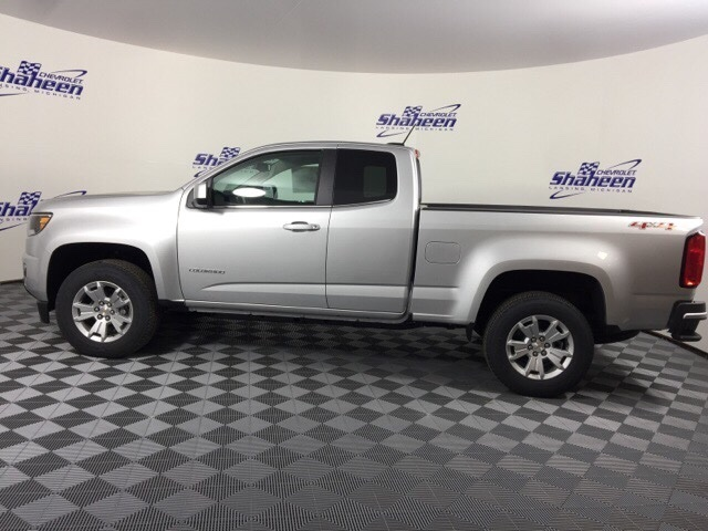 2018 Colorado Extended Cab 4x4 Pickup #72939 - photo 8