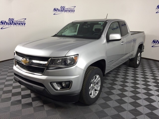 2018 Colorado Extended Cab 4x4, Pickup #72939 - photo 1