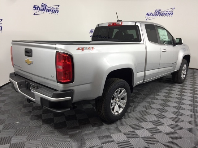 2018 Colorado Extended Cab 4x4 Pickup #72940 - photo 7