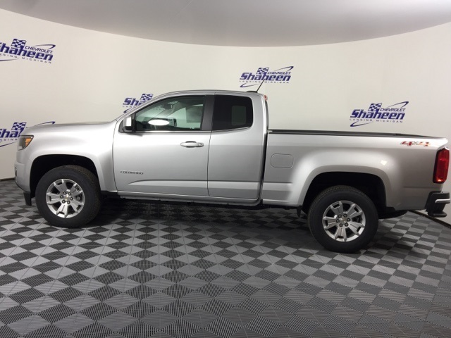 2018 Colorado Extended Cab 4x4 Pickup #72940 - photo 9