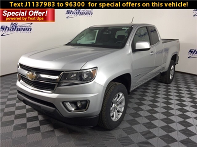 2018 Colorado Extended Cab 4x4,  Pickup #72959 - photo 1