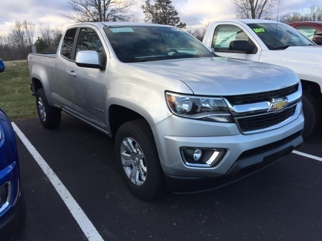 2018 Colorado Extended Cab 4x4 Pickup #72964 - photo 4