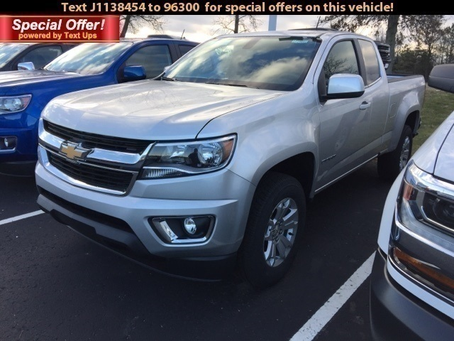 2018 Colorado Extended Cab 4x4 Pickup #72964 - photo 32