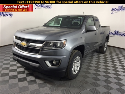 2018 Colorado Extended Cab 4x4 Pickup #73080 - photo 1