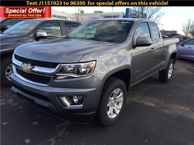 2018 Colorado Extended Cab 4x4, Pickup #73086 - photo 1