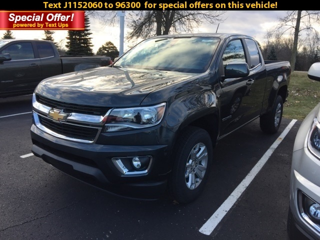 2018 Colorado Extended Cab 4x4, Pickup #73092 - photo 1