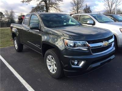2018 Colorado Extended Cab 4x4, Pickup #73092 - photo 5