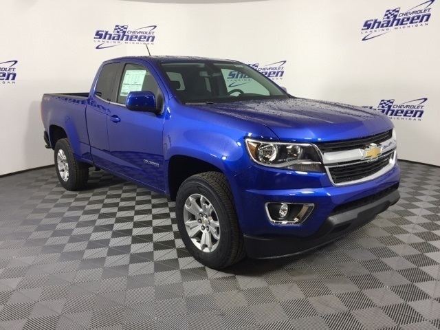 2018 Colorado Extended Cab 4x4 Pickup #73116 - photo 5