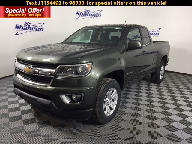 2018 Colorado Extended Cab 4x4, Pickup #73118 - photo 1