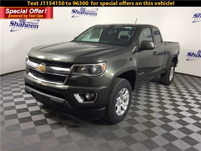 2018 Colorado Extended Cab 4x4, Pickup #73125 - photo 1