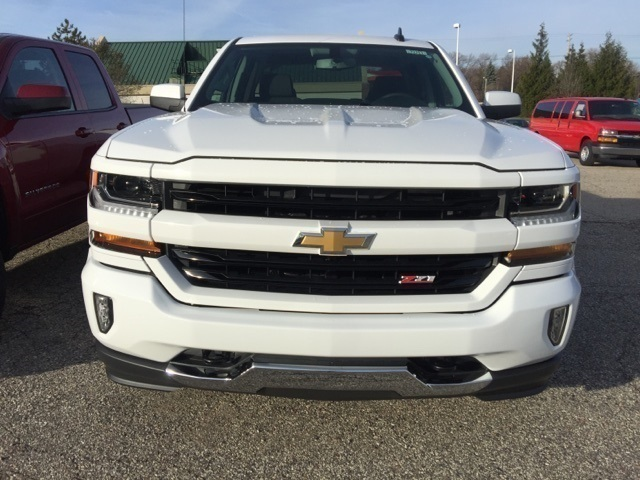 2018 Silverado 1500 Extended Cab 4x4 Pickup #73233 - photo 4