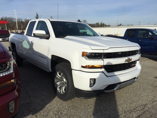 2018 Silverado 1500 Extended Cab 4x4 Pickup #73233 - photo 6
