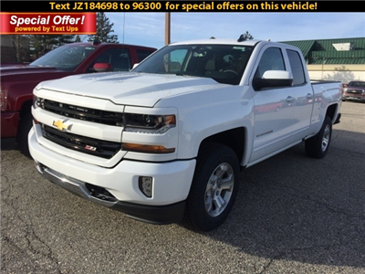 2018 Silverado 1500 Extended Cab 4x4 Pickup #73233 - photo 1