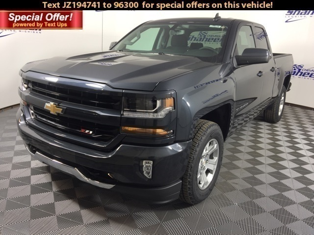 2018 Silverado 1500 Extended Cab 4x4 Pickup #73318 - photo 36