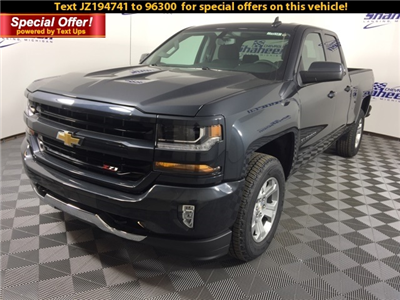 2018 Silverado 1500 Extended Cab 4x4 Pickup #73318 - photo 1
