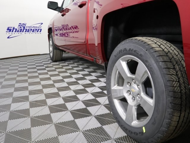 2018 Silverado 1500 Crew Cab 4x4, Pickup #73334 - photo 13