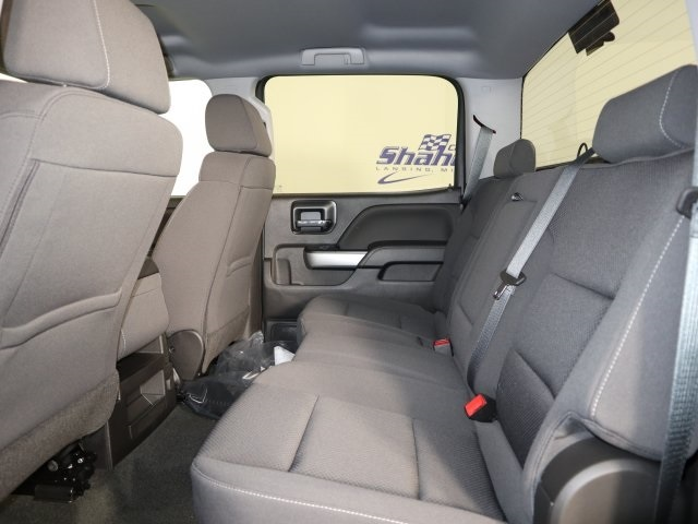 2018 Silverado 1500 Crew Cab 4x4, Pickup #73334 - photo 14