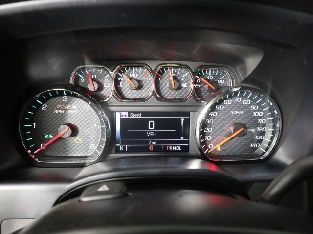 2018 Silverado 1500 Crew Cab 4x4, Pickup #73334 - photo 22