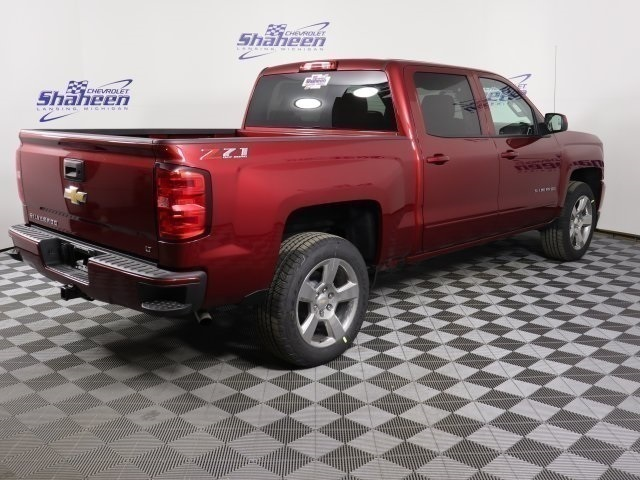 2018 Silverado 1500 Crew Cab 4x4, Pickup #73334 - photo 2