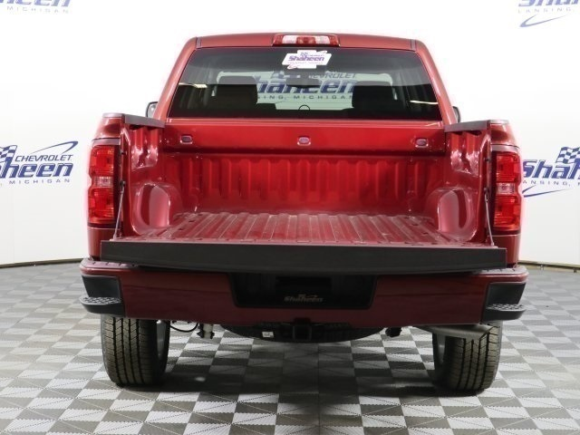 2018 Silverado 1500 Crew Cab 4x4, Pickup #73334 - photo 11